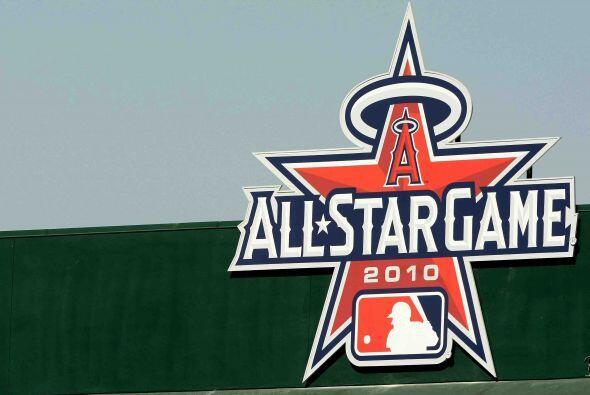 El Juego de Estrellas 2010 se jugará en el Angel Stadium en Anaheim, Cal...