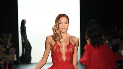 Así se vería la colección de Michael Costello si hubiera elegido solo divas latinas como modelos