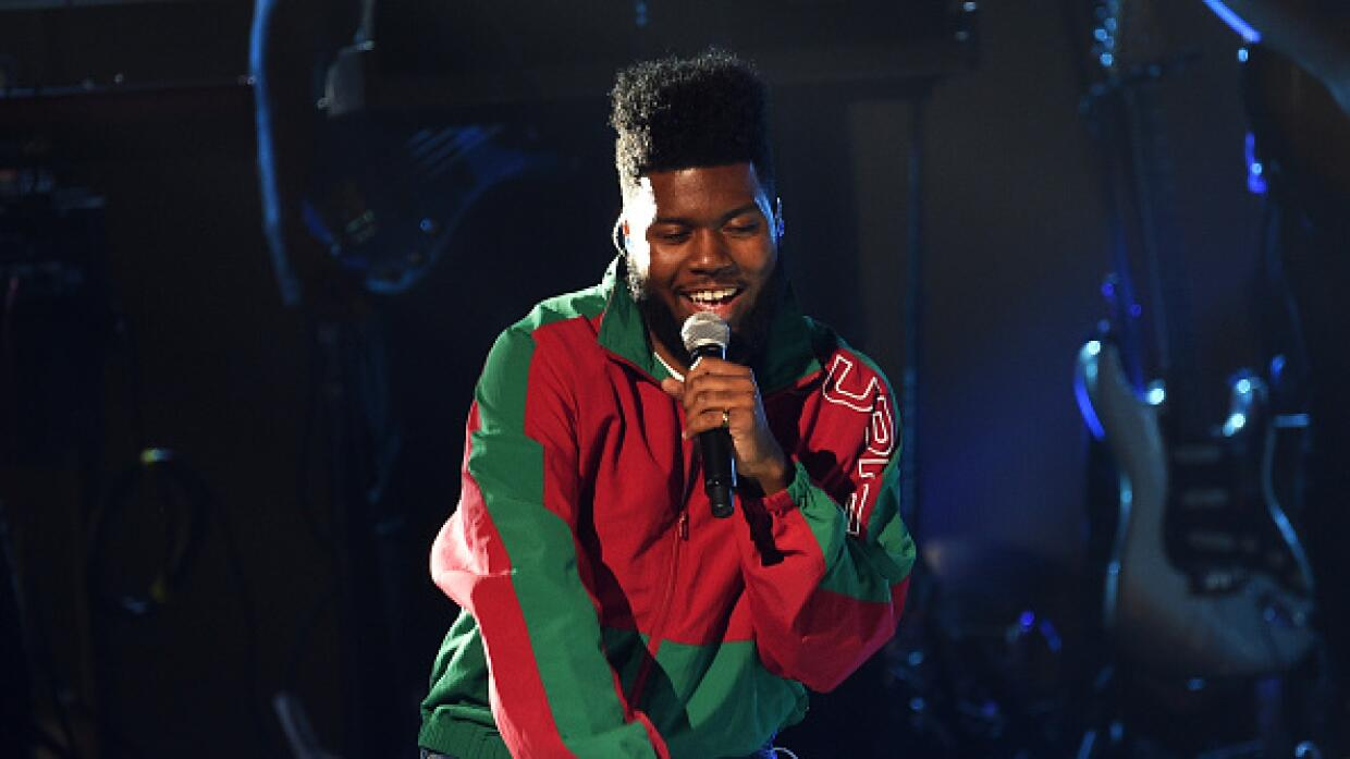 Nineteen year old recording artist Khalid performs onstage during the 20...