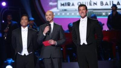 Jon Secada y Marcelo Buquet le dijeron 'adiós' a la competencia.