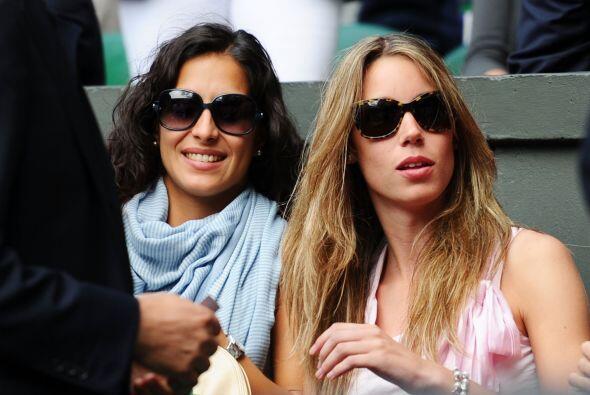 'Xisca' y María Isabel llevan una buena relación y en todo momento ovaci...