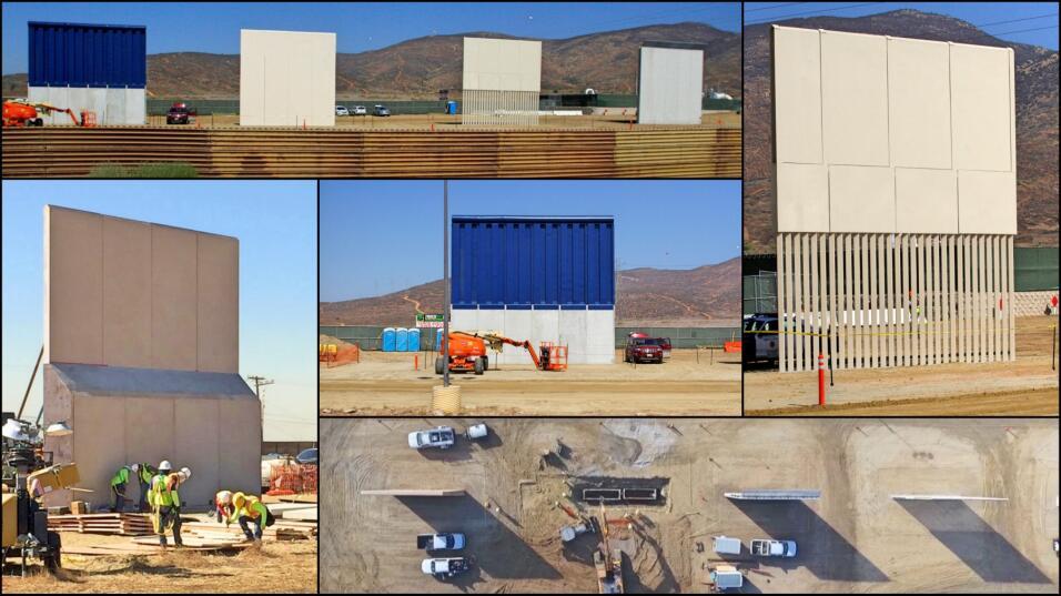 Muros prototipo