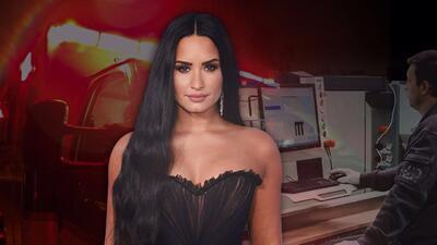 2 minutos de drama: esta es la grabación de la llamada al 911 que reportó la emergencia de Demi Lovato