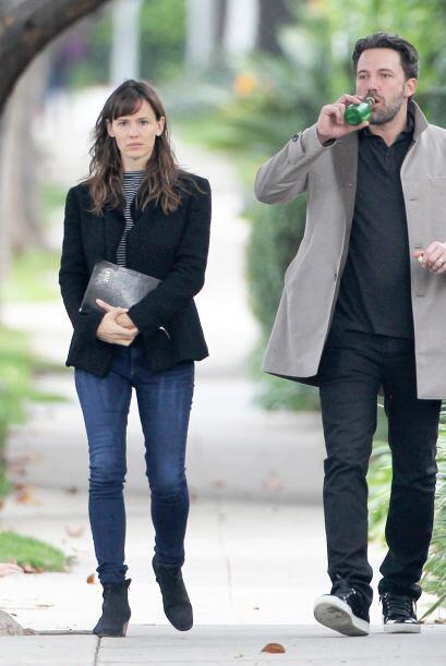 Según reportes de la revista OK!, el romance entre Ben Affleck y Jennife...