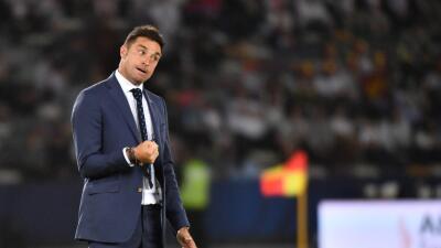 """Diego Alonso ya piensa en la final de la Copa MX: """"Estamos en desventaja ante Monterrey"""""""