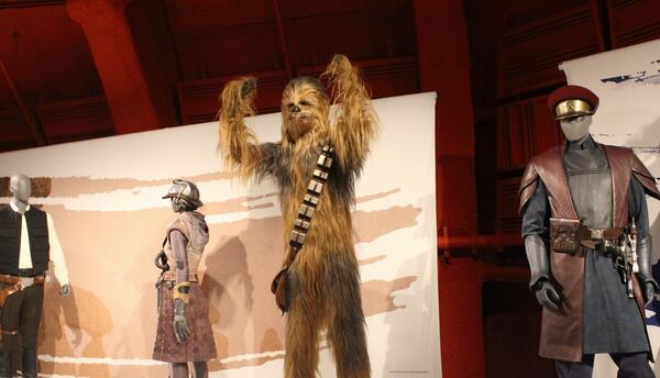Star Wars and the Power of the Costume Exhibit