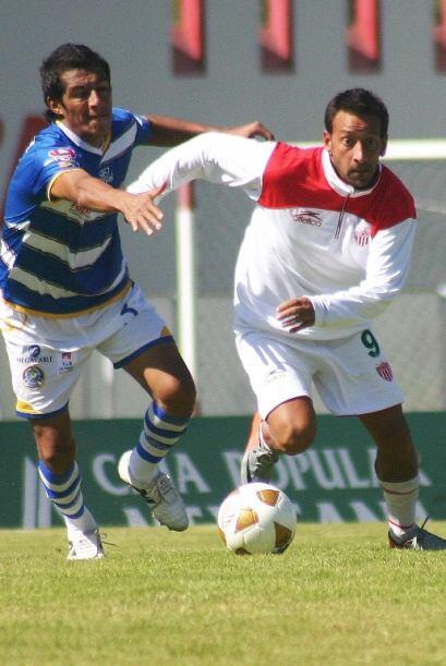 Sergio 'Chapita' Blanco, ya dio muestras de su calidad con la camiseta r...