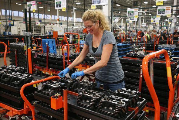 El crecimiento del empleo en EEUU se comienza a dar lentamente. Aqu&iacu...