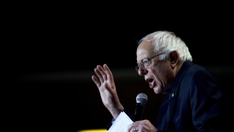 Bernie Sanders: Debemos acabar con las cárceles con fines de lucro Getty...