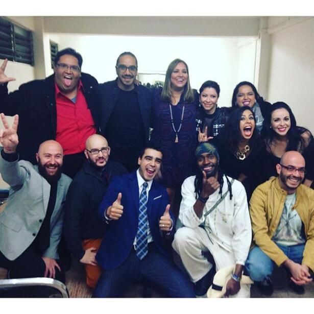 "A 25 años de la telenovela ¡se reencuentra el elenco de ""Carrusel""!"