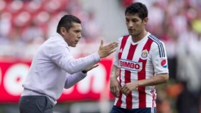'Ramoncito' sacó a Reyna al medio tiempo del juego ante Atlas porque el...