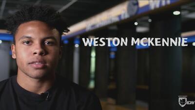 ¡Joven maravilla! Weston McKennie, el milagro del Schalke en la Champions League