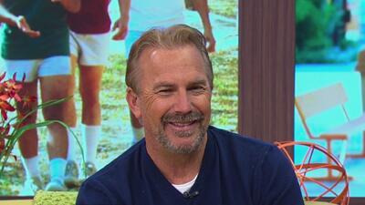"""Kevin Costner soñó en hacer la película de """"MacFarland USA"""""""