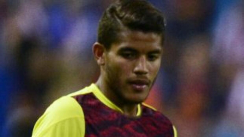 El menor de los hermanos Dos Santos será operado en Barcelona.