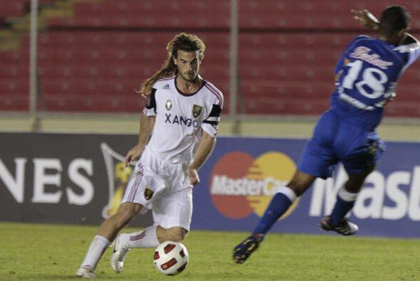 Real Salt Lake inició su campaña con una victoria en casa sobre Árabe Un...