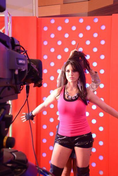 En Protagonistas los participantes son artistas integrales, bailan, cant...