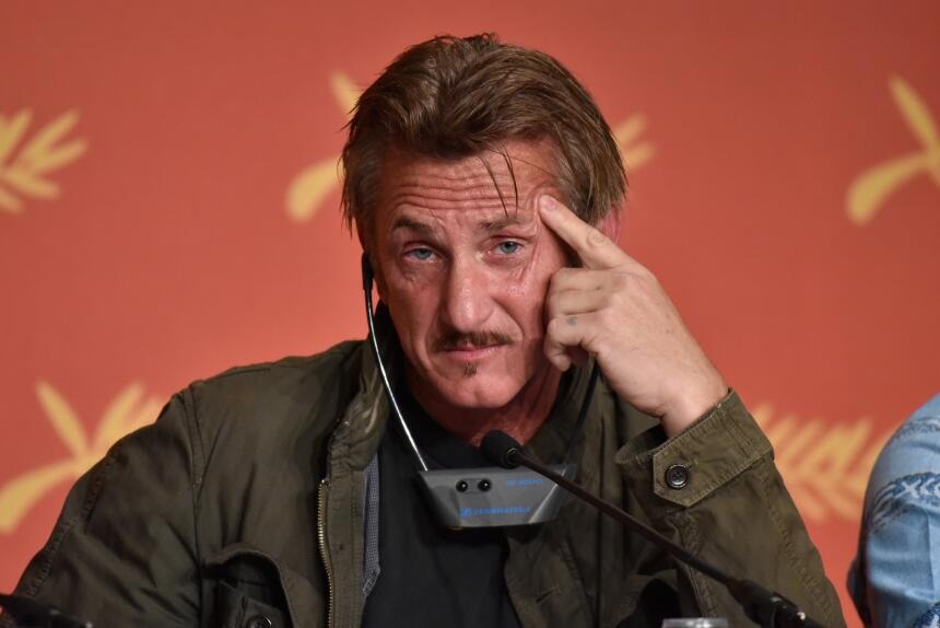 Sean Penn no se parece a 'El Chapo' Guzmán, pero el actor ganado...