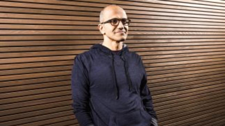 Satya Nadella es el nuevo CEO de Microsoft.