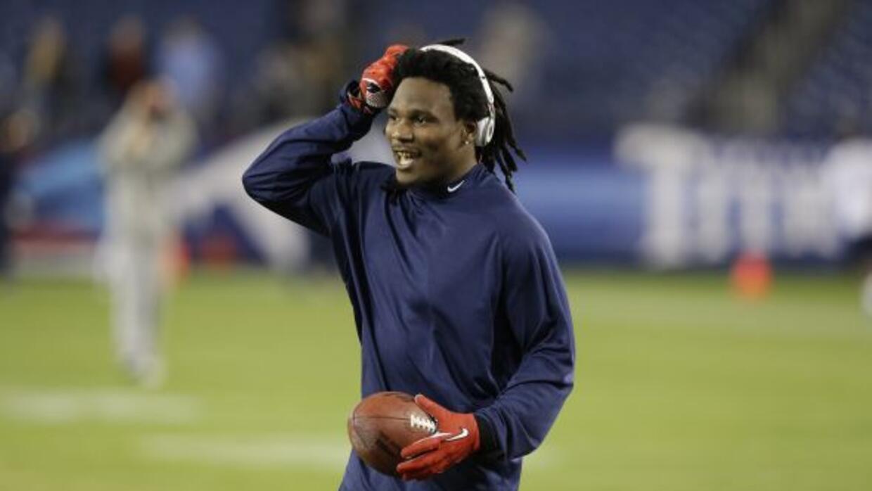 El corredor fue dejado el libertad por los Titans (AP-NFL).