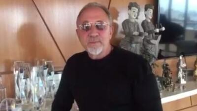 """Emilio Estefan presenta la canción """"Todos somos mexicanos"""""""