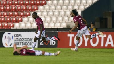Guaraní 2-1 Independiente del Valle:  Independiente del Valle logra su boleto al Grupo 5