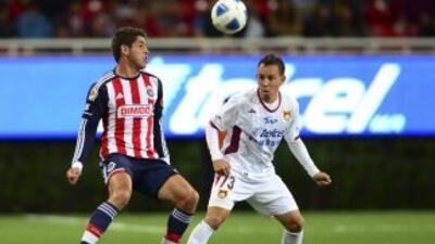 Chivas y Estudiantes cierran la actividad de la fecha 4 en la Copa MX.