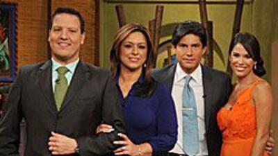 Sigue de lunes a viernes a las 7AM/ 6 Centro a Karla, Neida, Raúl y Poncho.