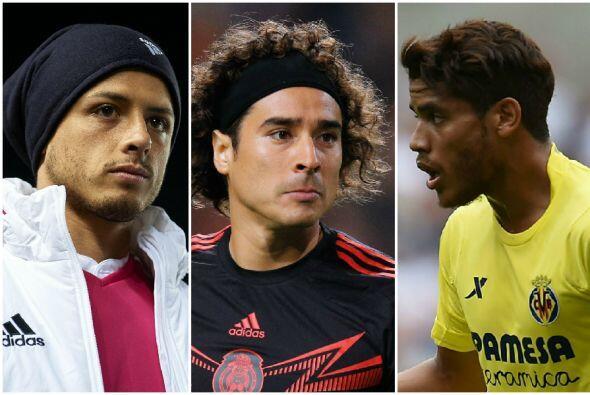 Varios de los futbolistas mexicanos que buscan el 'sueño europeo' han vi...