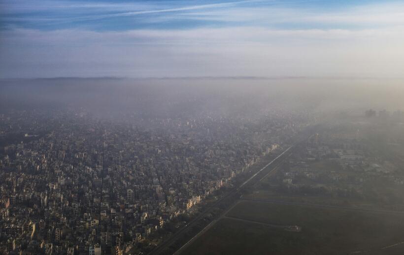 Informe federal de EEUU dice que los humanos causan el cambio climático,...