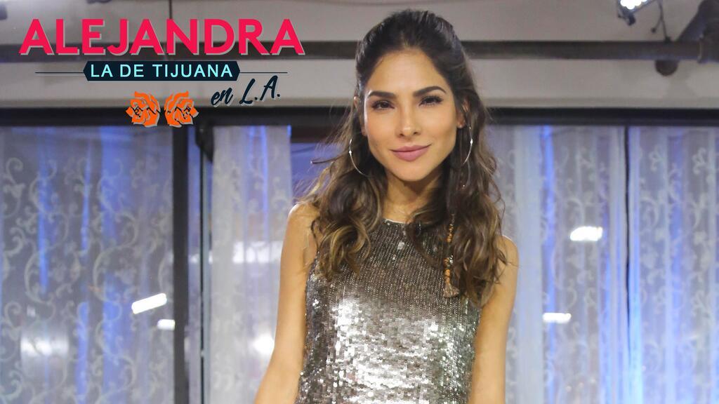 Capítulo 5 Alejandra la de Tijuana en L.A.: Alejandra odiaba la conducci...