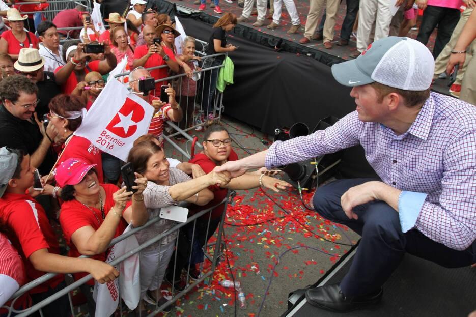 """El candidato popular para la Gobernación aseguró que """"Para mí, la nueva..."""