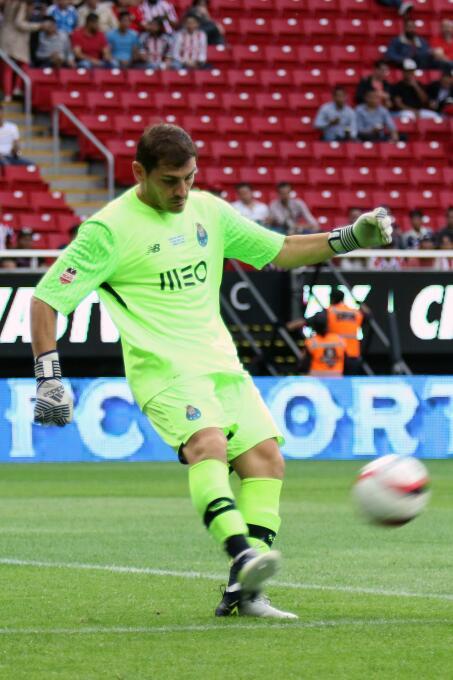 Chivas y Porto empatan con polémico final 20170719_4521.jpg