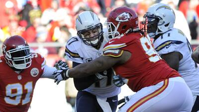 Highlights Semana 17: San Diego Chargers vs. Kansas City Chiefs