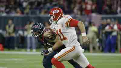 Chiefs 30-0 Texans: Kansas City liga 11 triunfos y va a Playoffs Divisio...