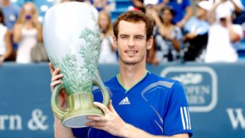 El británico se hizo del último torneo importante antes del US Open que...