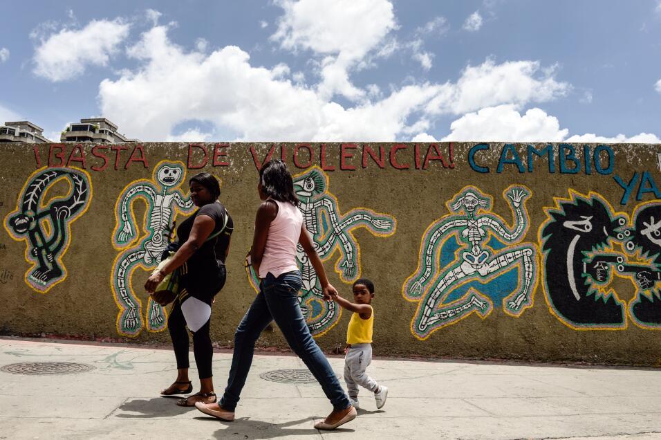 Caracas se llevó el primer puesto de este triste ranking, con 3,946 homi...