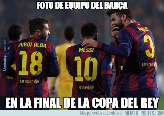 Memes de Barcelona vs. Sevilla