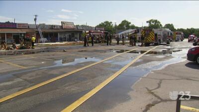 Incendio destruye un restaurante mexicano en Irving