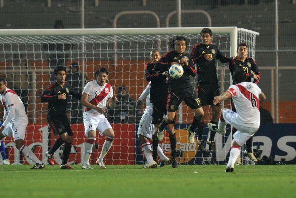 Perú le ganó por la mínima y demostró las fallas defensivas de un conjun...