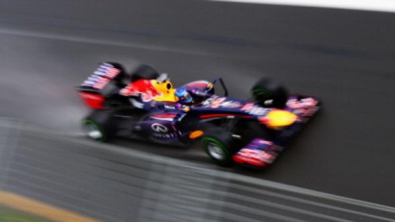 Sebastian Vettel arrancará en la primera posición del Gran Premio de Aus...