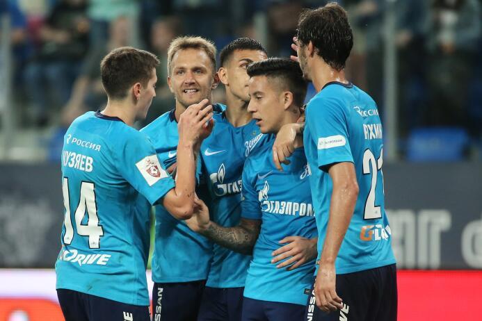 19. F.C. Zenit (Rusia)