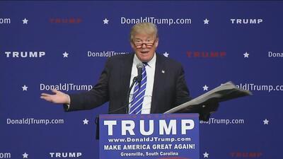 El episodio con Jorge Ramos según Donald Trump