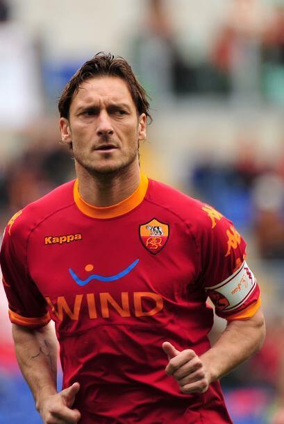 AS Roma: Los 'Giallorossi' tuvieron también su paso fugas en categoría i...