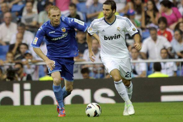 Real Madrid arrancó su participación en la actual edición de la Liga esp...