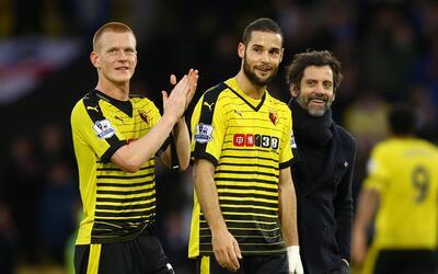Watford ganó en la FA Cup