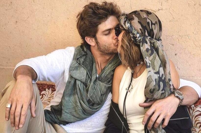 Horacio Pancheri rompe su promesa y muestra al mundo el amor que le tien...