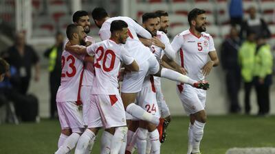 Mal día para Concacaf: Túnez derrotó 1-0 a Costa Rica que se vio impotente en amistoso