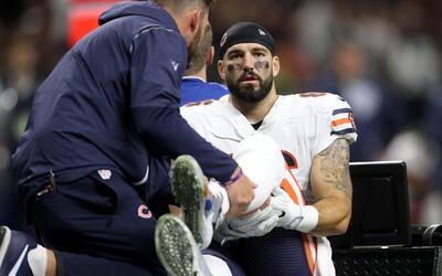 El receptor Josh Morgan y los Chicago Bears llegaron a un acuerdo por un...