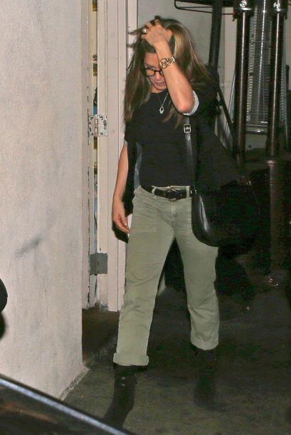 Tal parece que Jennifer Aniston no puede esperar más para dar el...