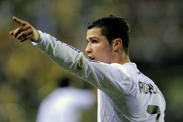 Cristiano Ronaldo tenía una misión particular, igualar la marca de más g...